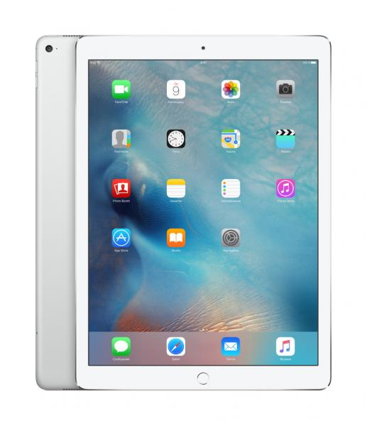 Apple iPad Pro 12.9-inch Wi-Fi 512GB - Silver (MPL02RU/A)
